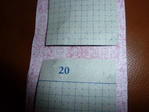 Lange kanter til eks et patchwork tæppe - se mere på HANNES blog