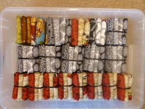 Kasser med patchwork stoffer 3