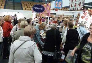 Kreativ fritid i Viborg - HANNES PAtchwork - glade kunder