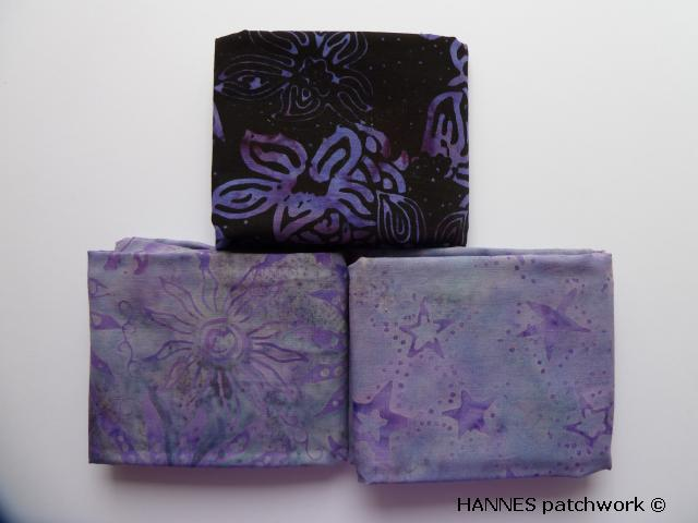Batik stoffer