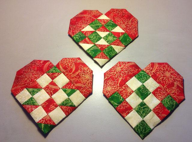 Lones udgave af HANNES patchwork jule DHA 2015