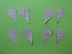 8 papskabeloner til HANNES patchwork Jule DHD 2011 - et gratis patchwork mønster