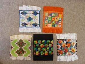 mini patchwork sengetæpper - HANNES patchwork gæsteblogger