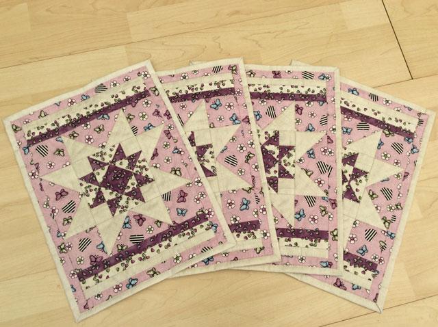 Monas udgave af HANNES patchwork sommer DHU