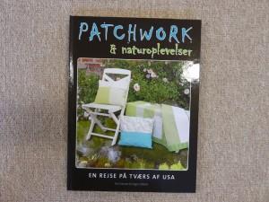 Patchwork og naturoplevelser- en patchworkbog fra HANNES patchwork