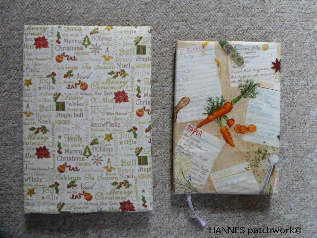 patchworkomslag af bøger Patchwork omslag til din bog - DIY