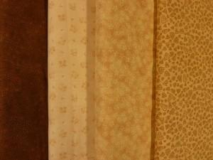 HANNES Patchwork sommer DHU 2011 patchwork stof sykit brune farver