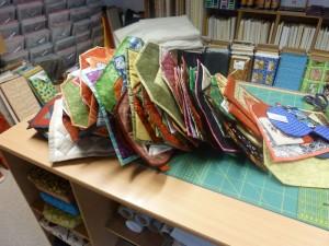 HANNES patchwork butik - roder op - HANNES blog