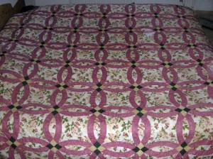 patchwork drømmen på HANNES blog om patchwork