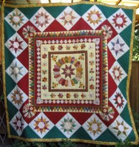 patchwork drømmen 53 - se mere på HANNES blog