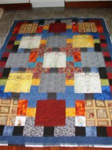 patchwork drømmen - se merepå HANNES blog om patchwork
