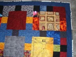 patchwork drømmen - se mere på HANNES blog om patchwork