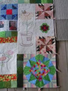 patchwork drømmen 68 - se mere på HANNES blog om patchwork