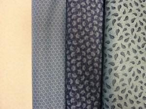 HANNES Patchwork sommer DHU 2011 patchwork stof sykit blå farver