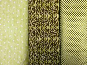 Flotte patchwork stoffer fra HANNES patchwork