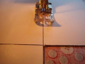 pedari syæske - se mere på HANNES blog om patchwork