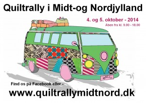 quilt rally - forside.