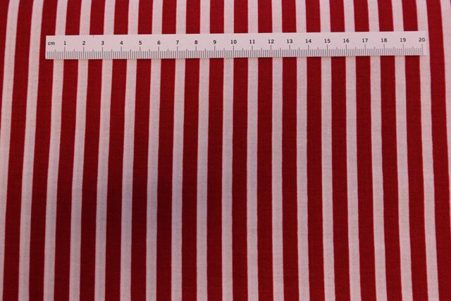 rød-hvidstribet