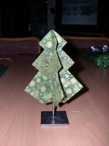 HANNES patchwork Jule DHD 25. del - Solveig  flotte træ på fod