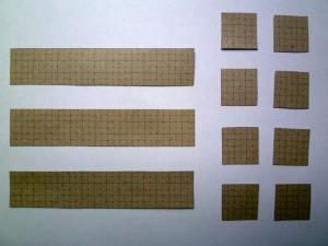 HANNES patchwork sommer DHU 1. del