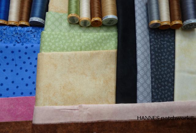 HANNES patchwork sommer DHU 2013