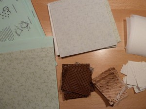 Sykit til HANNES patchwork besøg i Silkeborg