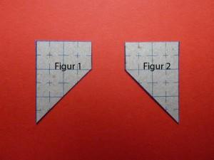 5. del af HANNES patchwork Jule DHD - igen et gratis patchwork mønster